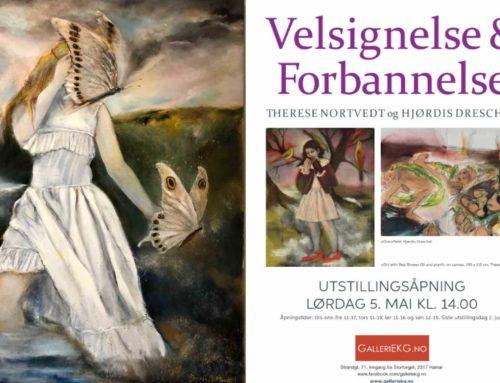 Utstilling på Hamar – Velsignelse & Forbannelse